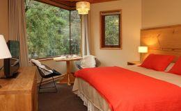 Habitación Triple Hotel Termas Huife